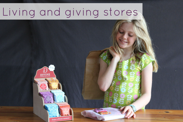 Living and Giving Stores