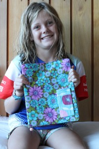 material cover school books hollie a Divine moment