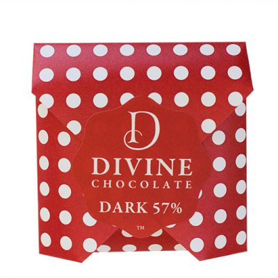 Dark 57 spots Divine Chocolate 800w