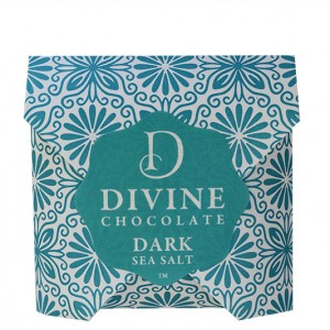 Sea salt tapestry Divine Chocolate 800w white