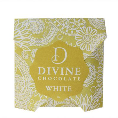 White  paisley Divine Chocolate 800w