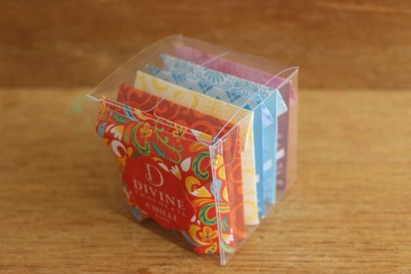 Divine Chocolate Gift cube